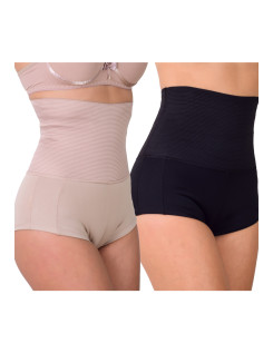 Kit 2 Short Modelador Zero Barriga